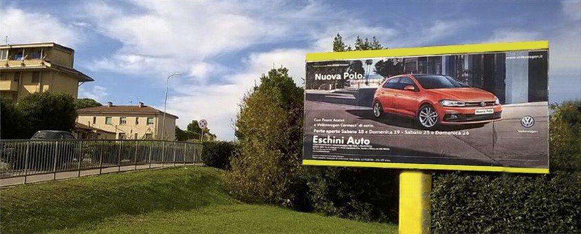 Affissioni  cartellonistica pubblicitaria