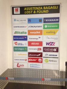 Pubblidea Srl Pisa: Aeroporto Internazionale di Pisa pannelli