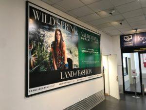 Pubblidea Pisa - Aeroporto Internazionale di Pisa banner