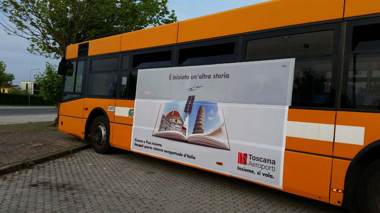 pubblicità autobus, pubblicità cpt, pubblicità ctt pisa,