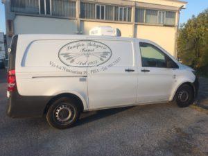 Pubblidea Pisa - personalizzazione mezzi aziendali
