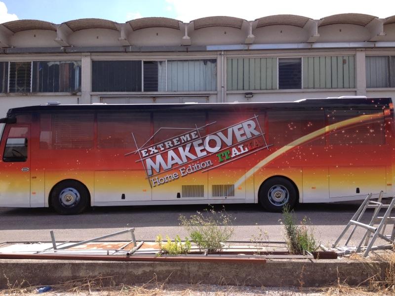 Pubblidea Pisa personalizzazione autobus e grossi mezzi