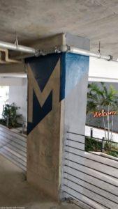 Adesivi murali per segnaletica