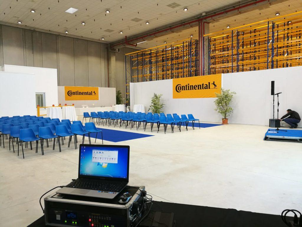 Pubblidea _ Noleggio e allestimento eventi aziendali