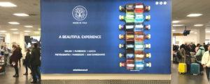 Pubblidea Srl Pisa: Aeroporto Internazionale di Pisa Banner luminosi