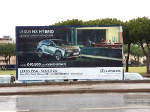Pubblidea Srl Pisa: Cartellonistica pubblicitaria stradale
