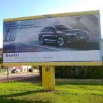 Pubblidea Srl Pisa: Poster pubblicitario stradale