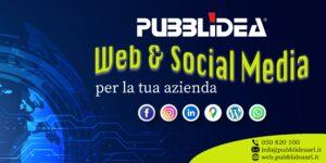 Web Social media Pubblicità Pisa